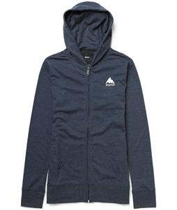 Burton Golightly Full-Zip Hoodie Heather Eclipse