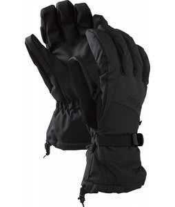 Burton Gore Gloves True Black