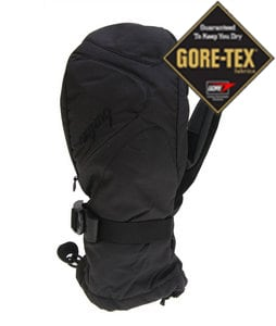 Burton Gore Mittens True Black