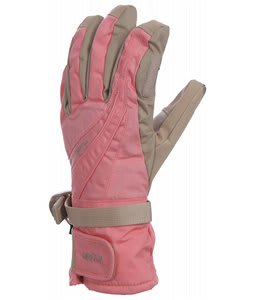 Burton Gore Under Gloves Petal Pink