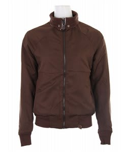 Burton Gotham Track Jacket Roasted Brown
