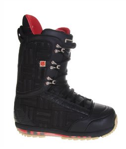 Burton Grail Snowboard Boots Black/Black
