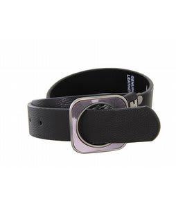 Burton Graphic Leather Belt