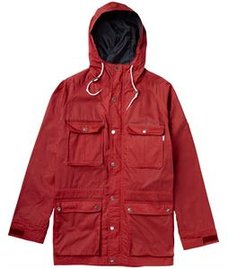 Burton Greenville Jacket Cardinal