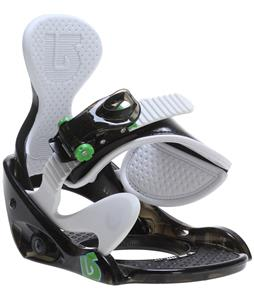 Burton Grom Snowboard Bindings Black