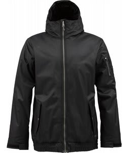 Burton Groucho Snowboard Jacket True Black