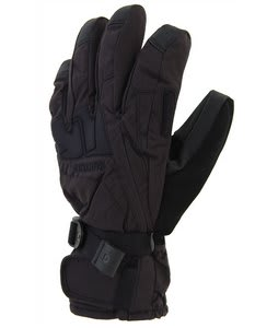 Burton Gore-Tex Under Gloves True Black