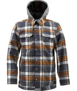 Burton Hackett Snowboard Jacket Quarry Riverside Plaid