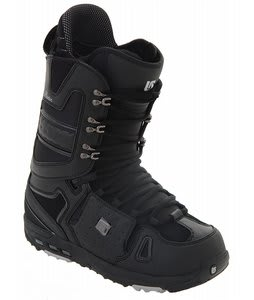 Burton Hail Snowboard Boots Black/Silver
