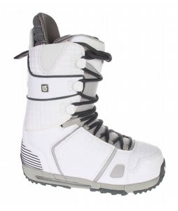 Burton Hail Snowboard Boots White/Lt Grey