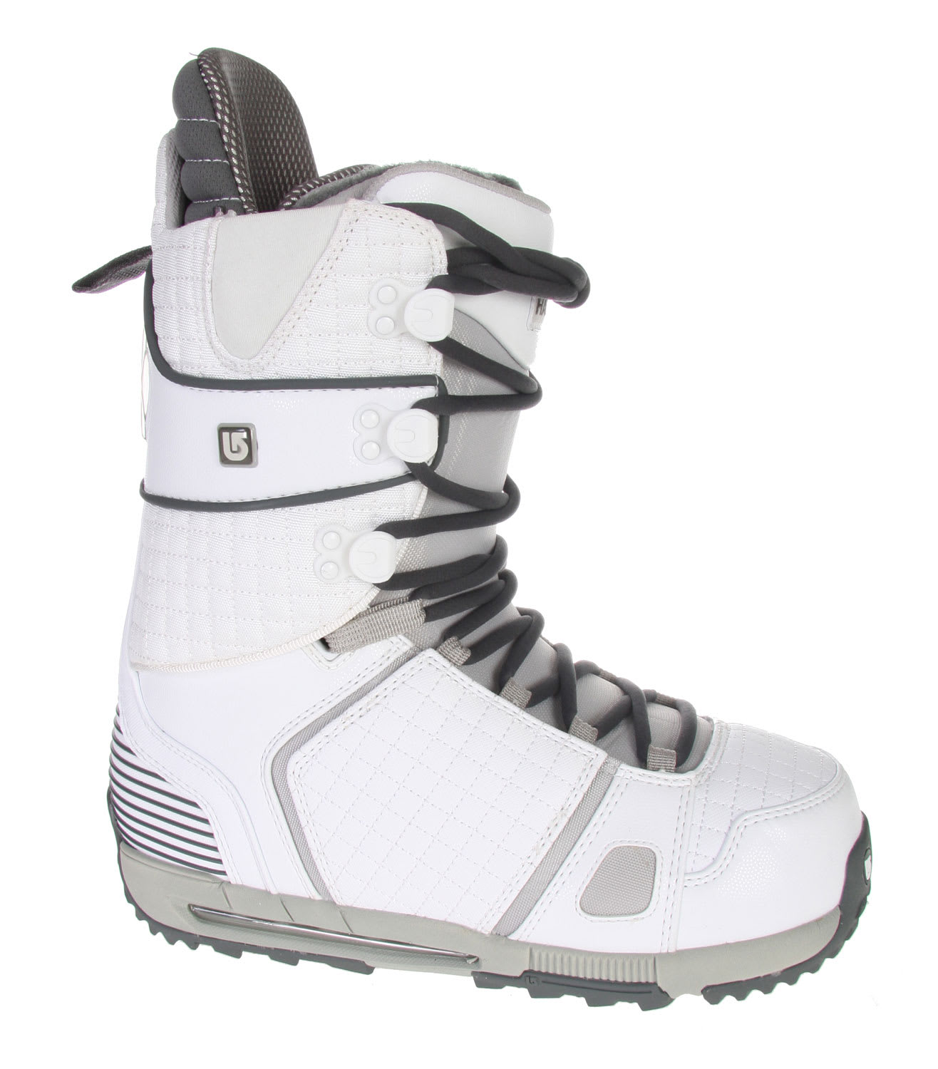 Shop for Burton Hail Snowboard Boots White/Lt - Men's