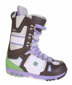 Burton Hail Snowboard Boots Grey