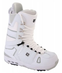 Burton Hail Snowboard Boots White/Grey