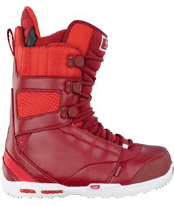 Burton Hail Restricted Snowboard Boots Red