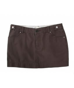 Burton Handball Skirt Charcoal