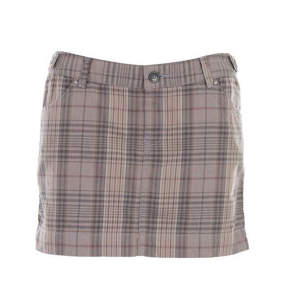 Burton Plaid Handball Skirt