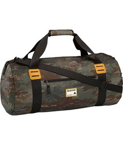 Burton Hardwick Duffel Bag Canvas Camo 28L