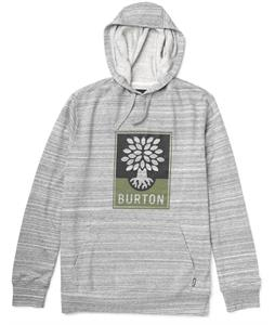 Burton Harvest Pullover Hoodie Heather Haze