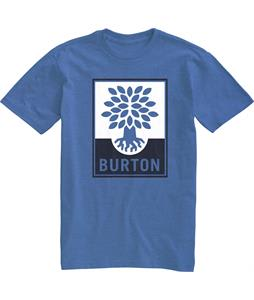 Burton Harvest Recycled Slim Fit T-Shirt Heather