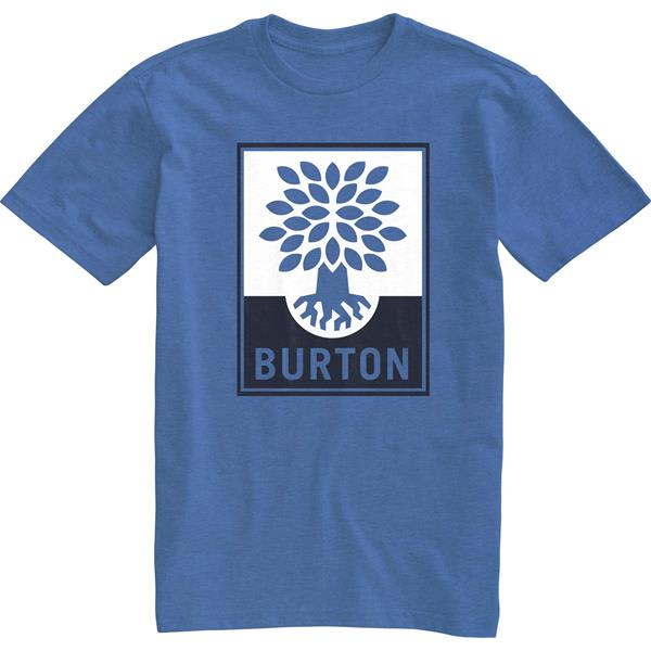Burton Harvest Recycled Slim Fit T-Shirt