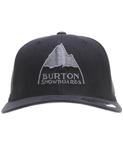 Burton Hatchet Flexfit Cap True Black