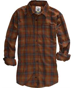 Burton Havoc Tech Flannel Shirt Bitters Boxed Flannel Plaid