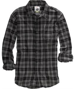 Burton Havoc Tech Flannel Shirt Quarry Boxed Flannel Plaid