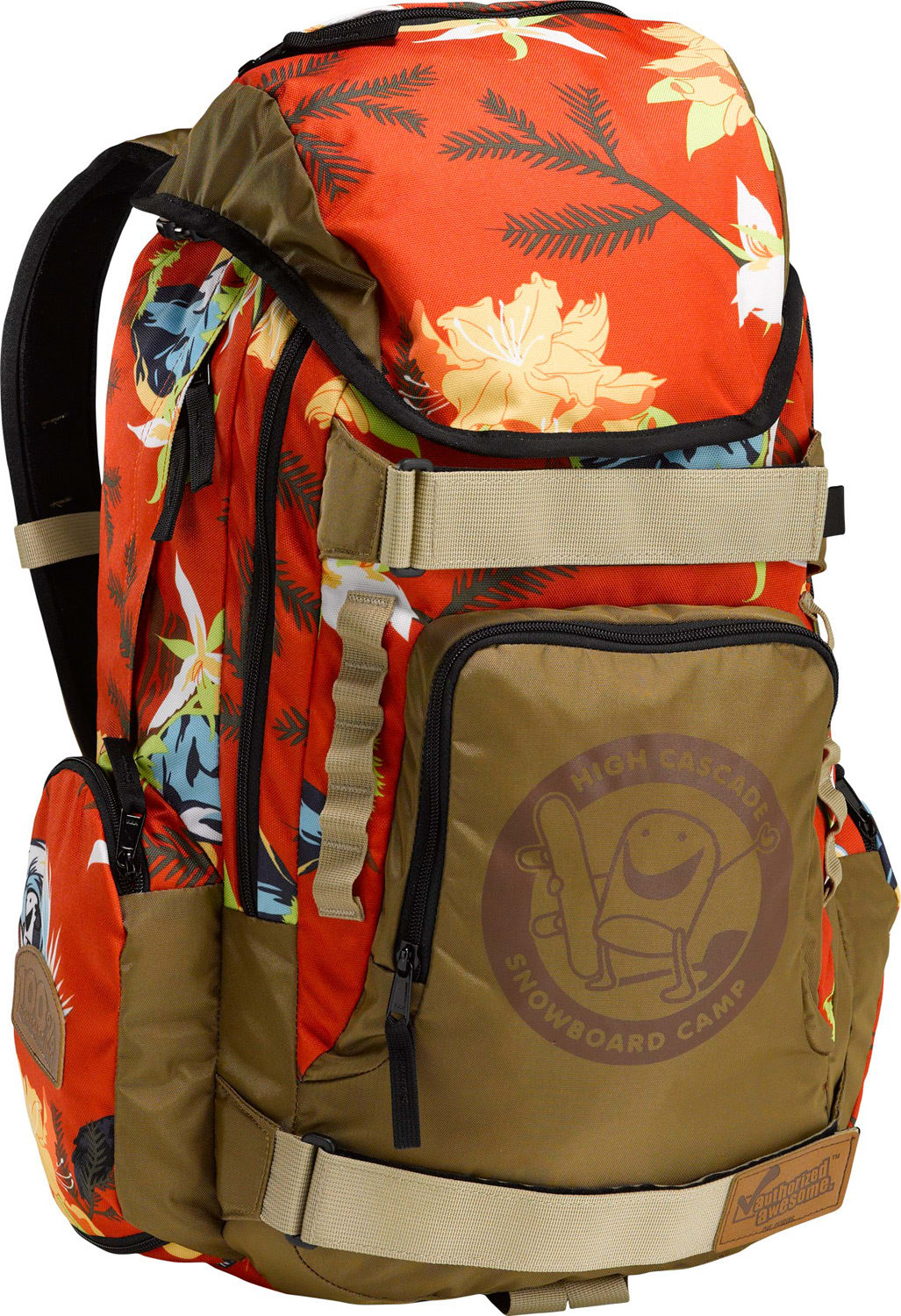 Burton Hcsc Shred Scout Backpack Hawaiian 26L