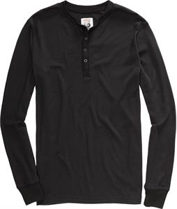 Burton Henley Shirt True Black