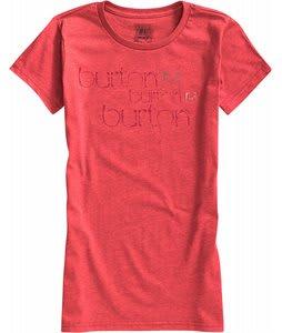 Burton Her Logo Scribble T-Shirt