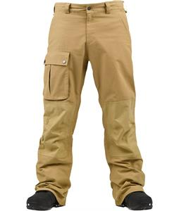 Burton Heritage Panel Snowboard Pants Antique