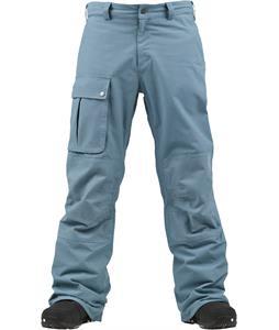 Burton Heritage Panel Snowboard Pants Bluestone