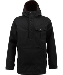 Burton Heritage Reversible Anorak Snowboard Jacket True Black/German Camo