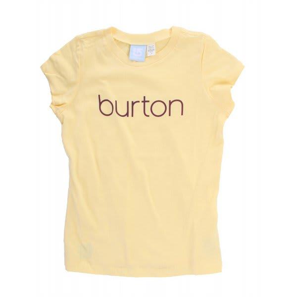 Burton Her Logo S/S T-Shirt