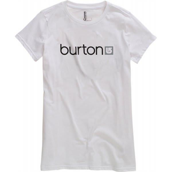 Burton Her Logo T-Shirt
