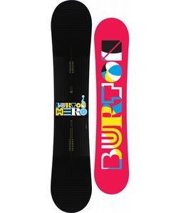 Burton The Hero Wide Snowboard