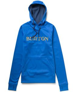 Burton Heron Pullover Hoodie Cobalt Blue