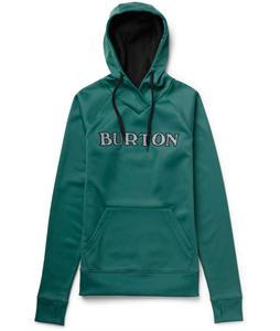 Burton Heron Pullover Hoodie Tidal Bore