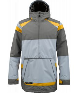 Burton Highlife Anorak Snowboard Jacket Jetpack Big Stripe