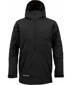 Burton Highlife Anorak Snowboard Jacket True Black