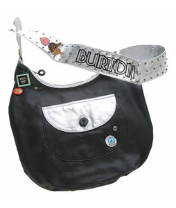 Burton Hobo Bag Graphite