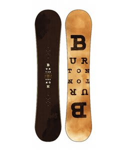 Burton Honcho Wide Snowboard 162