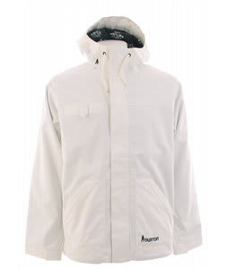Burton Ice Wizard Snowboard Jacket Bright White
