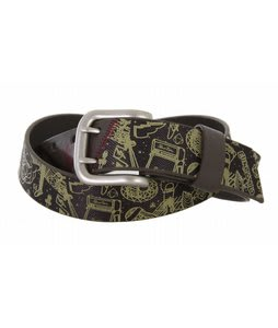 Burton Icon Belt Mocha