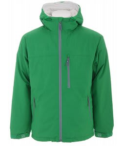 Burton Idiom 2L Continuum Down Jacket Id Green
