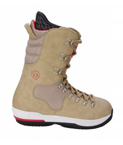 Burton Idiom Snowboard Boots Khaki