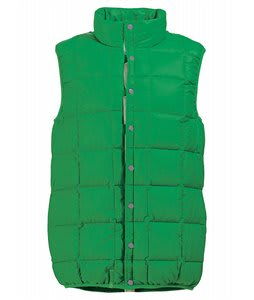 Burton Idiom Packable Down Vest Green