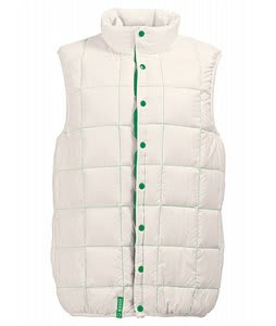 Burton Idiom Packable Down Vest Bright White