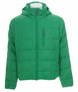 Burton Idiom Packable Down Snowboard Jacket Id Green