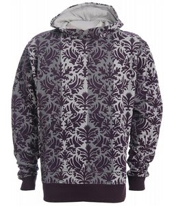 Burton Impression Hoodie Eggplant 